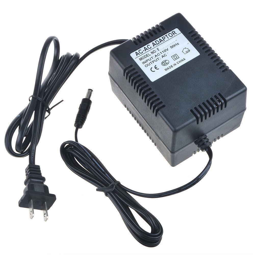 AC to AC Adapter for JT JT-12V4200 12V AC 4200mA 50.4VA 12VAC 50W Power Supply