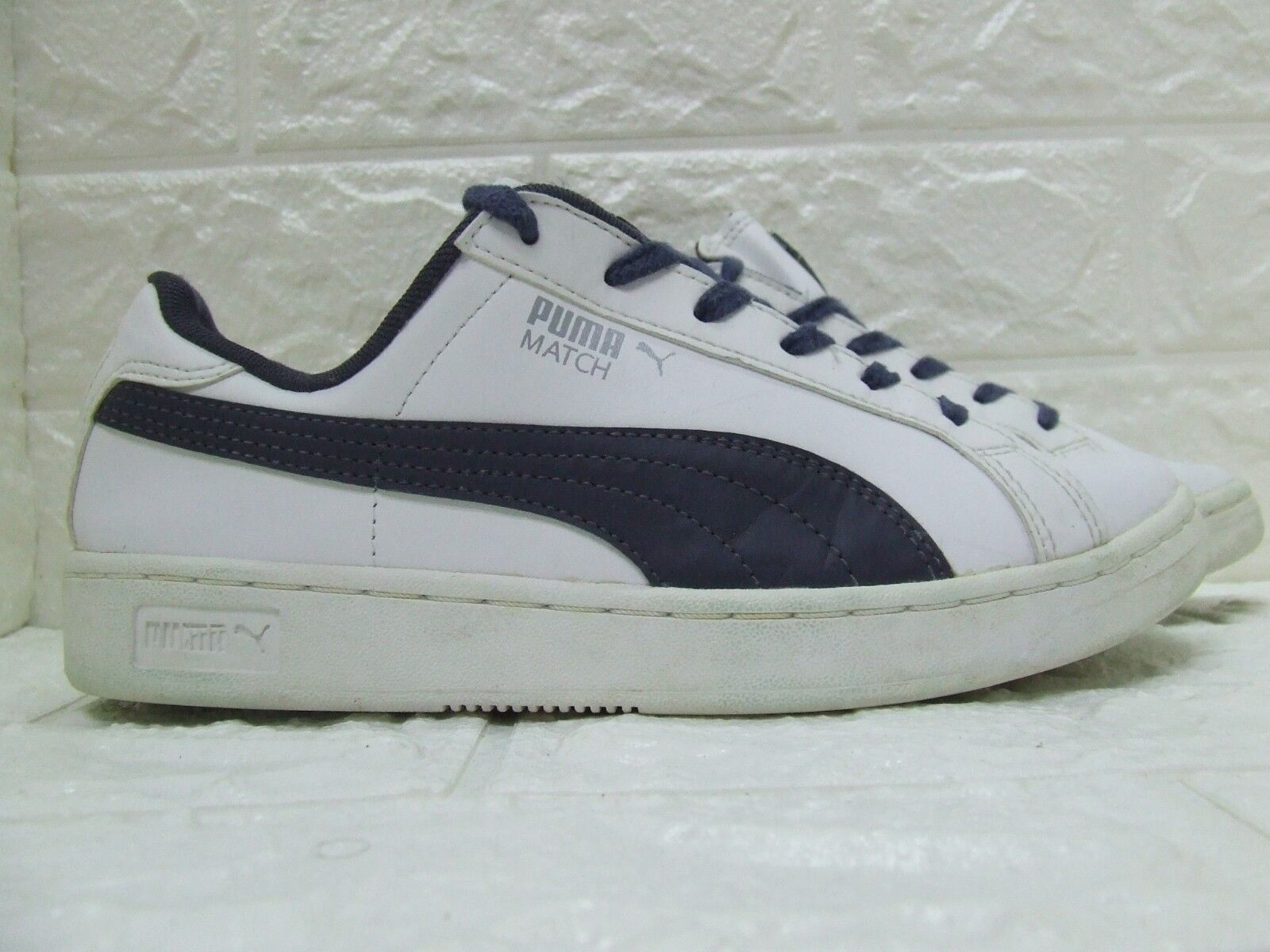 SHOES MAN WOMAN VINTAGE SNEAKERS PUMA MATCH size US 5 - 37 (006)