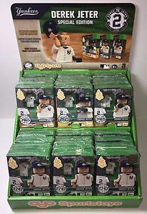 OYO-Derek-Jeter-Special-Edition-24-Limited-Figures-Display-included-Very-Rare