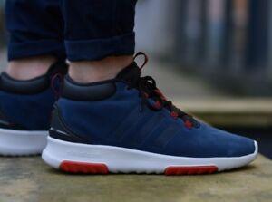 Adidas-CF-Racer-MID-WTR-BC0128-Men-039-s-Sneakers