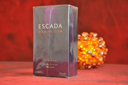 ESCADA MAGNETISM FOR MEN AS 75 ml., DISCONTINUED, VERY RARE, New in Box Sealed