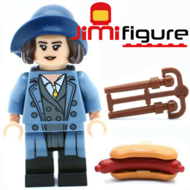 Lego Harry Potter Fantastic Beasts Series Minifigure Tina Goldstein 71022