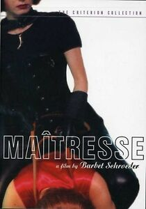 Maitresse-Criterion-Collection-2004-DVD-New