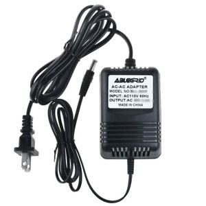 Details about 12v 1a 12w AC Adapter For Numark M2 M3 M4 DJ Scratch Mixer  Power Charger PSU