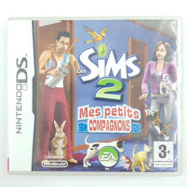 Les Sims 2 mes petits compagnons - Nintendo DS / 3DS - Avec notice - FR