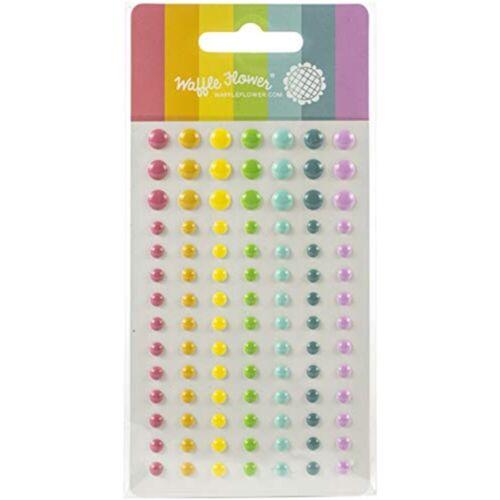 Gaufre fleur artisanat émail Dots-UP /& Running-Multicolore