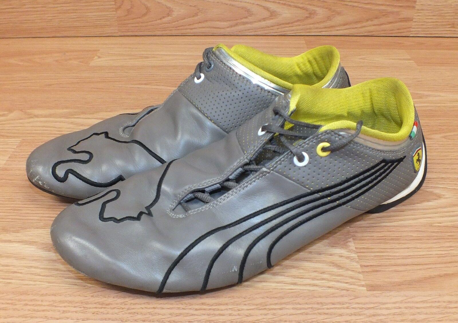 Puma (887119628055) Ferrari Sport Lifestyle Eco Ortho Lite Size 11.5 US shoes