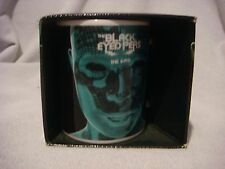 the Black Eyed Peas collectable mug boxed rock/pop green*
