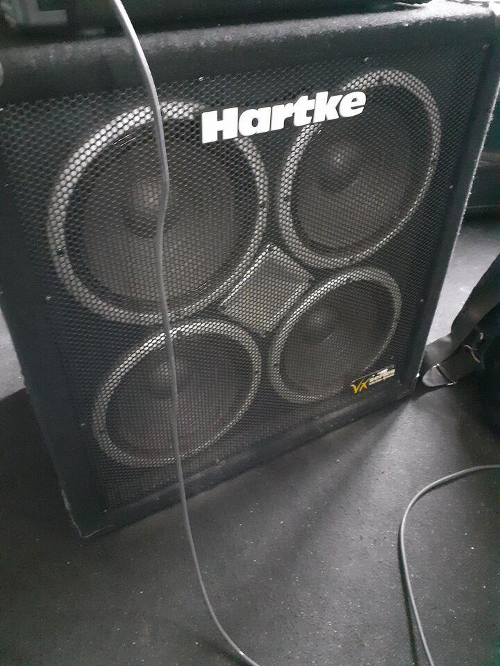 Baskabinet, Hartke VX410, 400 W