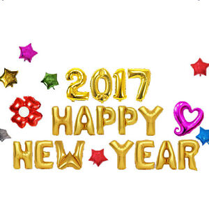 image is loading 16inch happy new year theme foil balloons party