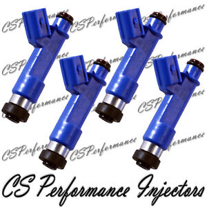 OEM-Denso-Fuel-Injectors-Set-4-23250-22080-Rebuilt-amp-Flow-Matched-in-the-USA