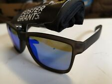 FOSTER GRANT COMPLETION UV400 SUNGLASSES BLACK FRAME MULTI LENS