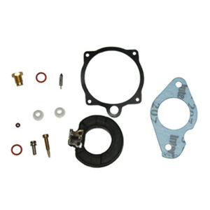 689-W0093-00 Carburetor Kit For Yamaha Outboard Engine Parts 25HP 30HP Motor
