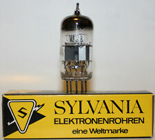 NOS Sylvania PCC88 / 7DJ8 tubes, Matched Pair, new in box !!!