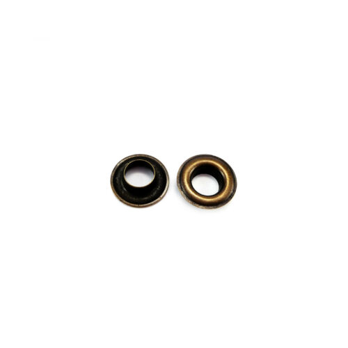 size 12 x 25 mm washers Eyelets brass grommet different colour WASHABLE ANG