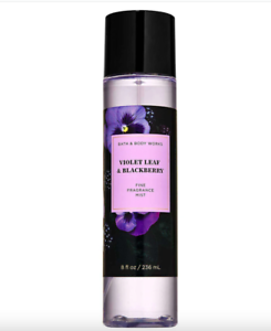 Bath-amp-Body-Works-Violet-Leaf-amp-Blackberry-Fragrance-Mist-236ml