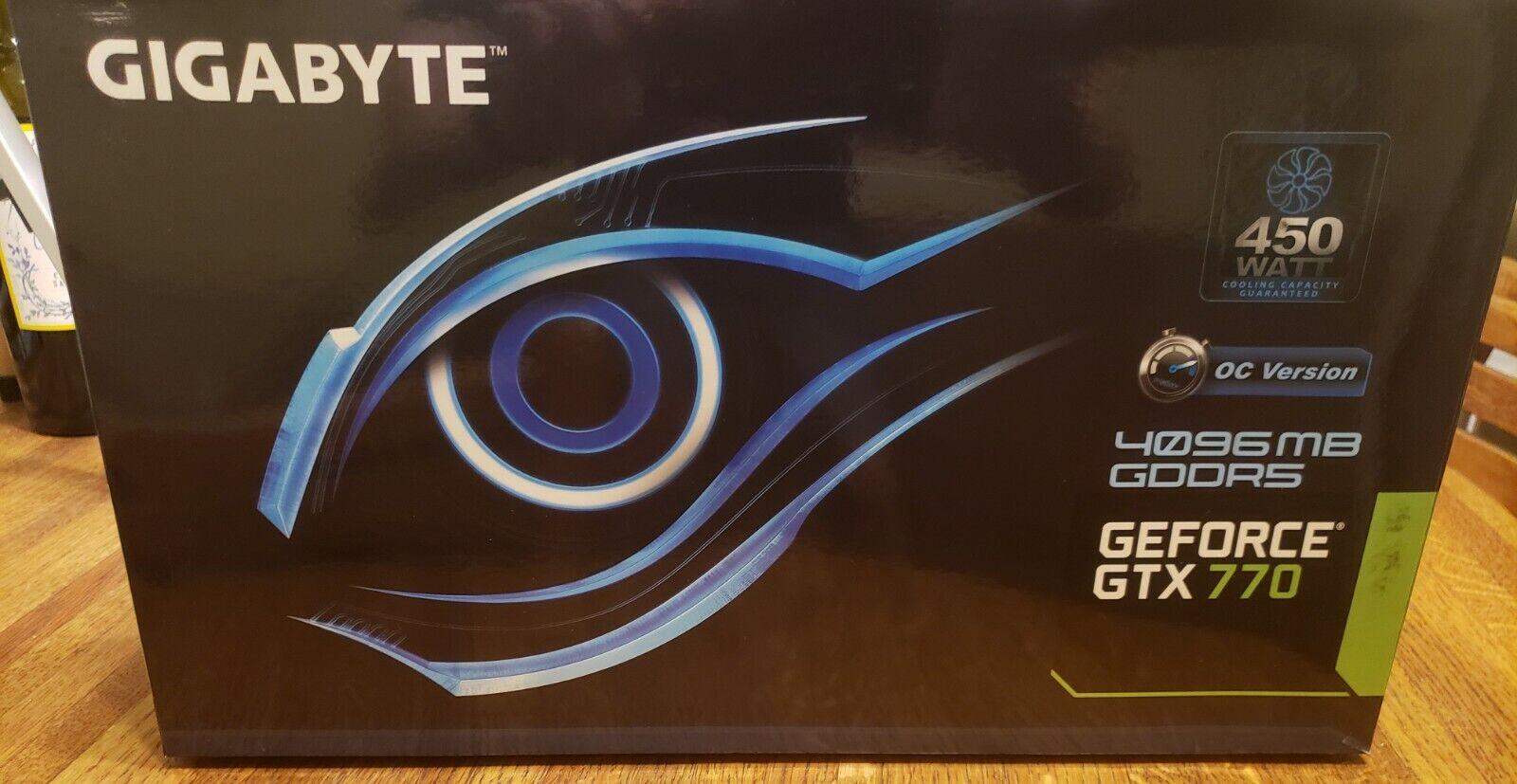 Gigabyte Geforce GTX 770 Box Only