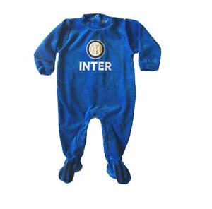 Caricamento dell immagine in corso tutina-Neonato -Inter-Ciniglia-Ufficiale-Fc-Internazionale-I032- 56f57405bfd4