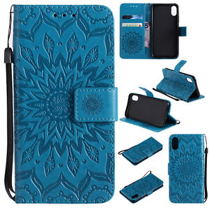 Embossed-Flip-Card-Stand-Case-Wallet-Cover-For-Samsung-Galaxy-Series-Phone-S8-S7