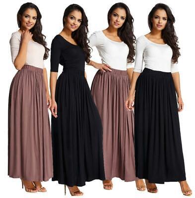 damen kleid lang maxikleid abendkleid cocktailkleid strand s m l xl 2xl 3xl  ebay