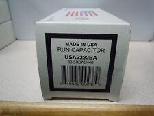 OEM Amrad Run Capacitor 20 440 Volt USA2224 Made in USA! 4 uf MFD 370