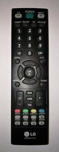 Original / Genuine LG TV Remote Control AKB33871410