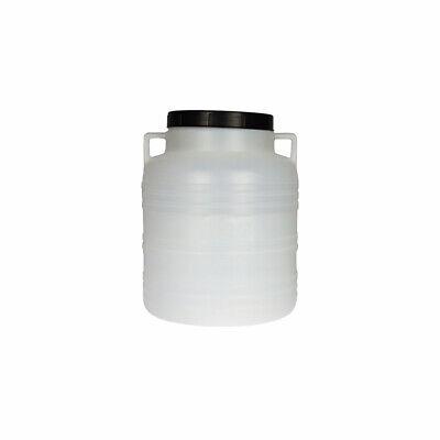 Baril en plastique 30L de Stockage de l/'Eau Tambour Barillet Conteneurs Tonneau
