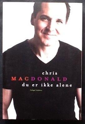 Fin Find Du Er Ikke Alene Chris Macdonald på DBA - køb og salg af nyt DJ-81