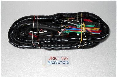 Wiring Harness Loom - Owner Manual & Wiring Diagram on electric harness for loom, warping a 4 harness loom, wiring loom sleeve,