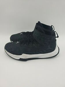 Men-039-s-Air-Jordan-Fly-Unlimited-Size-9-Black-Anthracite-AA1282-010-Basketball