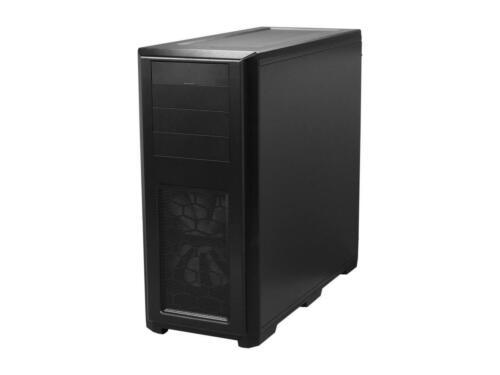 Phanteks Enthoo Pro series PH-ES614PC/_BK Black Steel Plastic ATX Full Tower Co