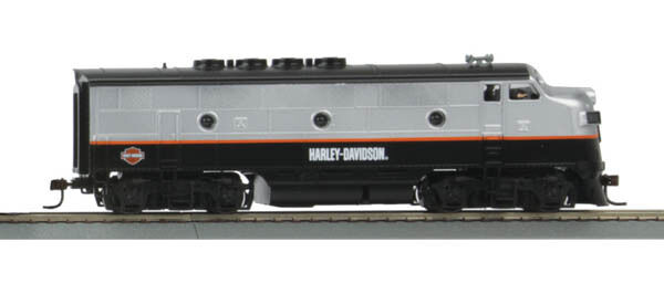 81-2003-3 Harley Davidson F-3 A Unit (Non-Powered) HO SCALE