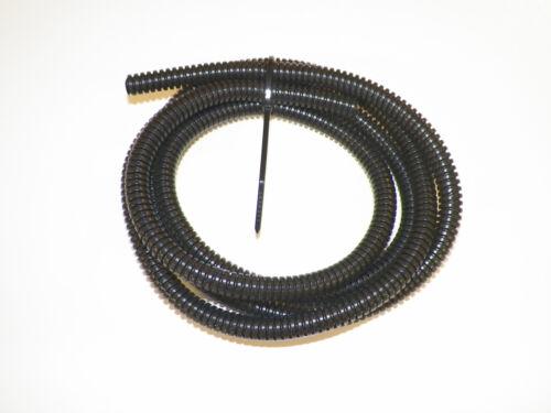 black split sleeve wiring harness loom flexable wire cover black split sleeve wiring harness loom flexable wire cover protection flex chic