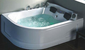 Jacuzzi 140x180cm For Two People 19 Hydro Jets Full Optional Tanks