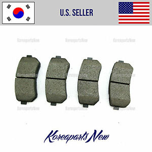 OEM Rear Ceramic Brake Pad Set For Kia Sportage 2011-2014