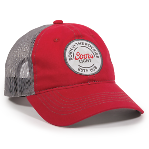 Outdoor Cap Unisex-Adult Coors Light Casual Cap Collection