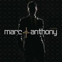 Marc Anthony - Iconos [new Cd] on Sale
