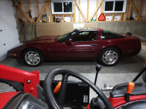 1993 Chevrolet Corvette 40-ième