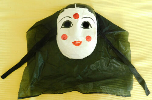 Paper mask CHIPOLLINO