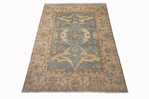 10X14-Oushak-Area-Rug-Hand-Knotted-amp-Vegetable-Dyed-Wool-Carpet-10-1-x-13-10