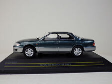 TOYOTA 1st WINDOM ( LEXUS ES300) 1991  Green/Gray  1:43 FIRST:43 MODELS / KB NEW