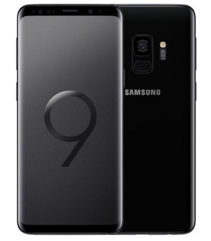 Samsung Galaxy: SAMSUNG GALAXY S9 GRADO A/B 64GB BLACK NERO RICONDIZIONATO SM-G960F
