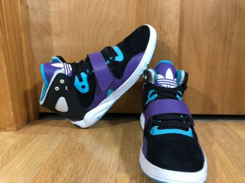 Womens Vintage Adidas Roundhouse Basketball Shoes/