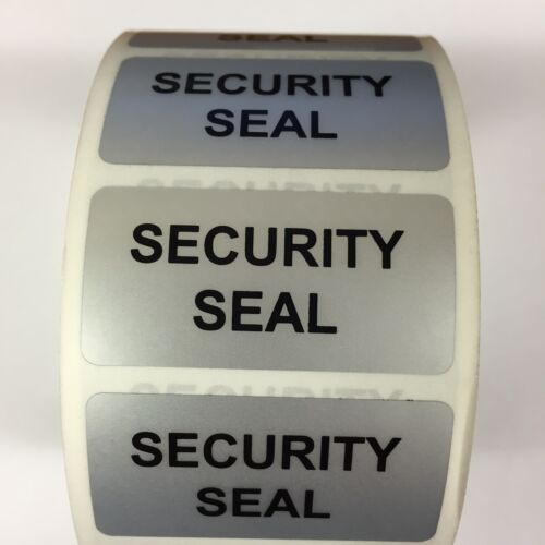 Stickers Tamper Evident Security Seals Labels 20mm x 40mm