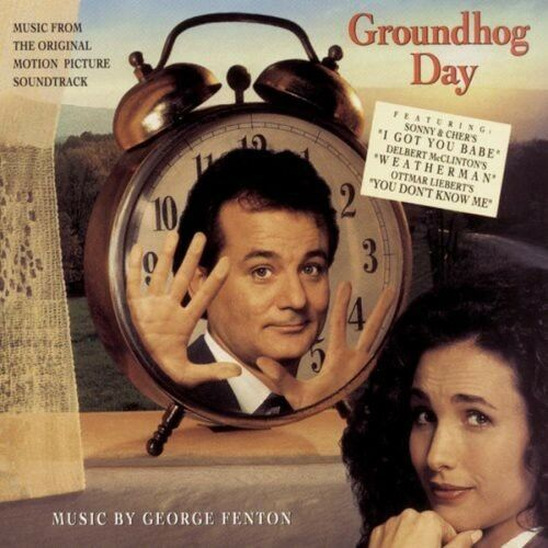 1 of 1 - Various Artists, Geo - Groundhog Day (Original Soundtrack) [New CD] Man