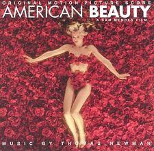 THOMAS NEWMAN - AMERICAN BEAUTY ORIGINAL MOTION CD SHIPS NEXT DAY
