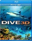 Dive 3D - Part 3 (3D Blu-ray, 2013)