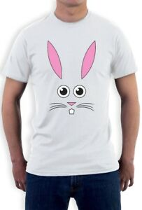 Best Gift for Easter Hoodie Holiday Funny Easter Bunny Face