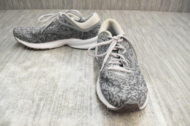 Brooks Womens Size 11 Launch 5 Grey