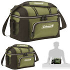 Soft Cooler Hard Liner Coleman 9 Can Work Lunch Box  With Hard Liner Camping Bag
